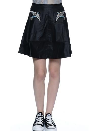 Sister Jane Mini Etek Siyah